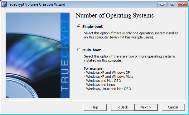 Full Disk Encryption with TrueCrypt (for Windows) « Library