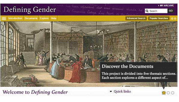 Defining Gender database redesigned!