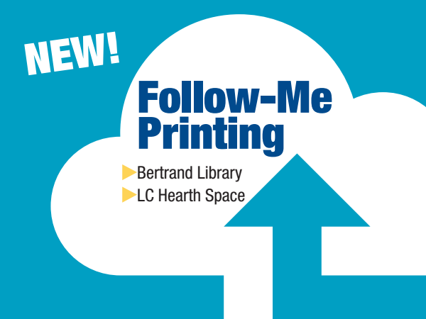 "Students: How to use ""Follow-Me"" Printing"