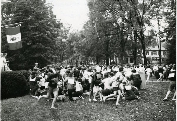 From the University Archives: New Student Orientation in Decades Past