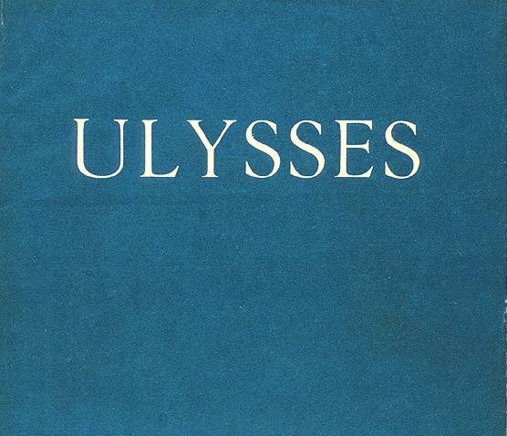 From Special Collections: The Surprising History of James Joyce's Ulysses
