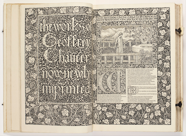 From Special Collections: William Morris and His Kelmscott Press