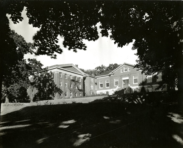 From Special Collections/University Archives: Bucknell's Botany Building