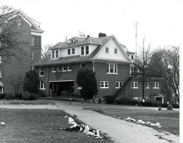 From Special Collections/University Archives: Guy Payne and the College Inn