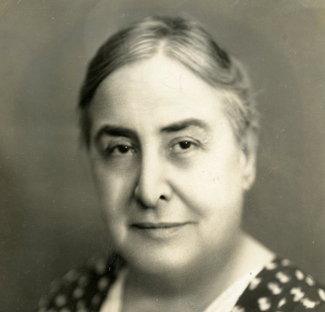 From Special Collections/University Archives:  Mary Wolfe, Bucknell University Trustee